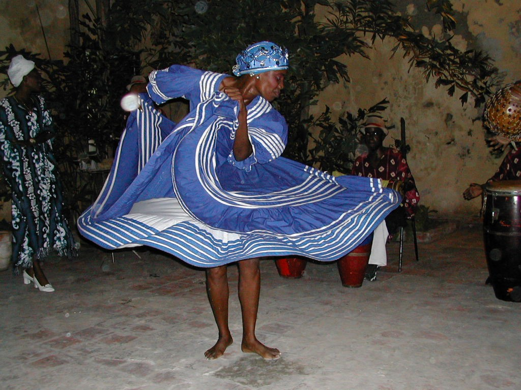 Traditional ritual dance of Afro-Cuban religion | © James Emery / Flickr