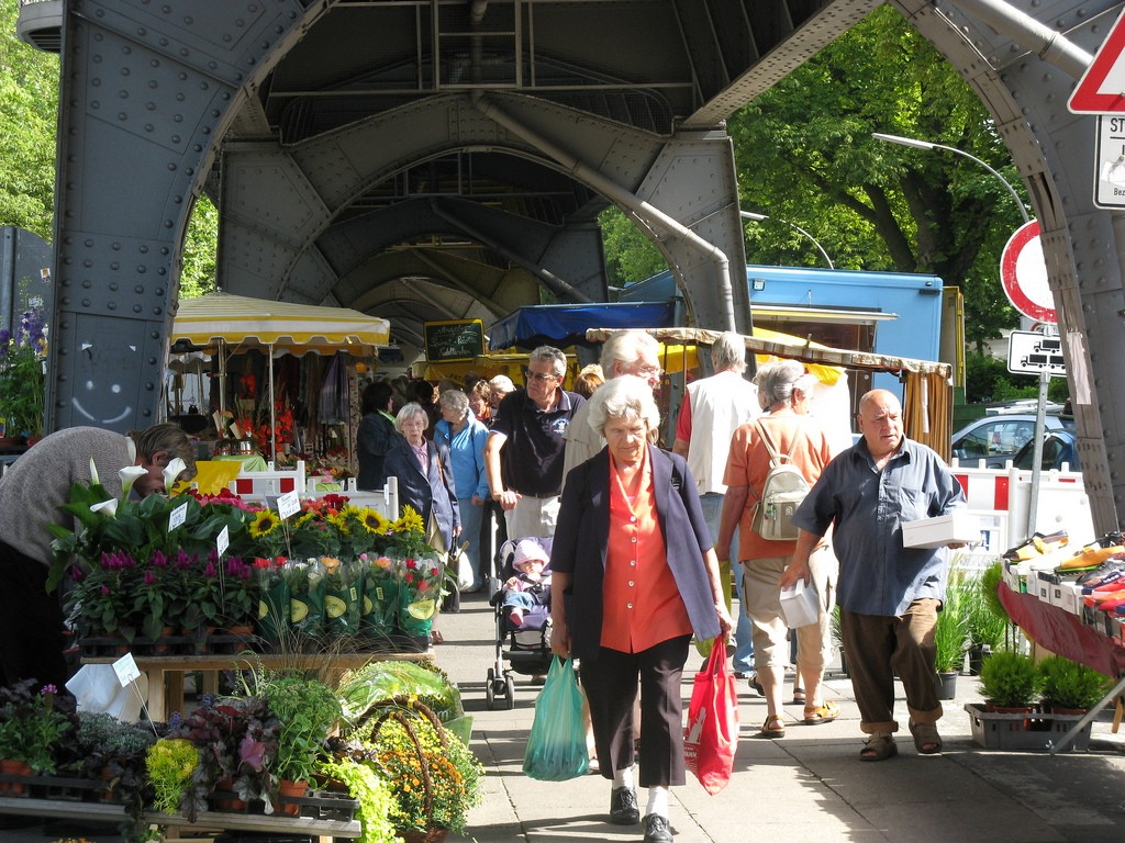 Isemarkt | © groundsel / Flickr
