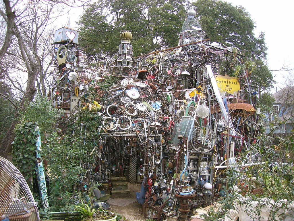 Cathedral of Junk © Jason Eppink