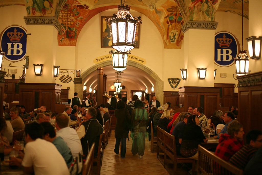 Hofbräuhaus © ryan harvey / Flickr