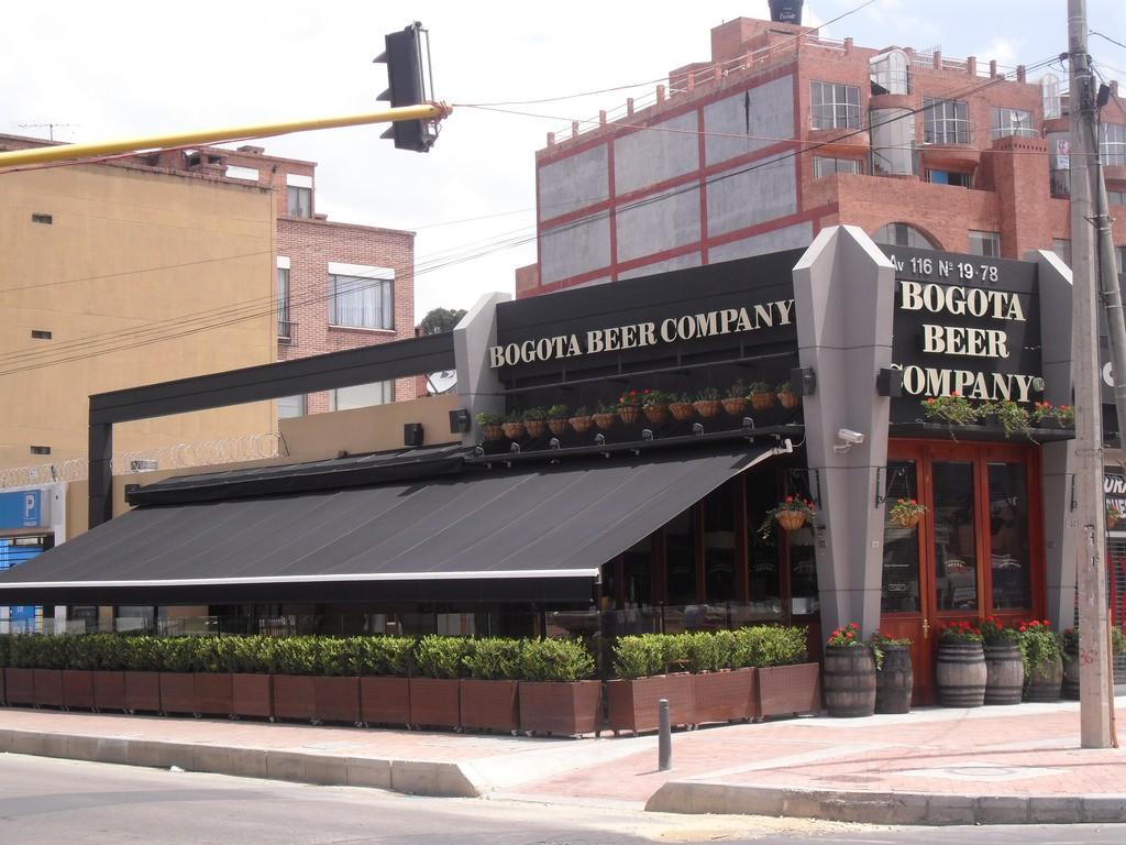 Bogota Beer Company in Zona Rosa © Daniel Dobleu /Flickr