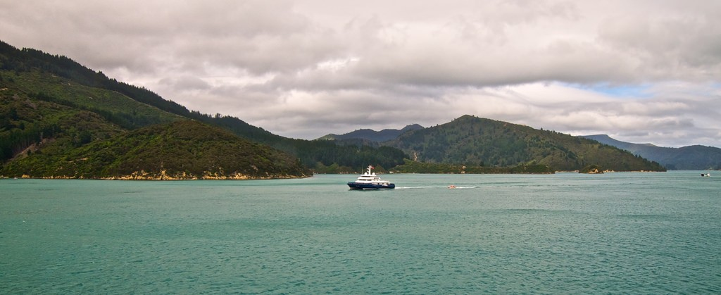 Marlborough Sounds | © macronix/Flickr
