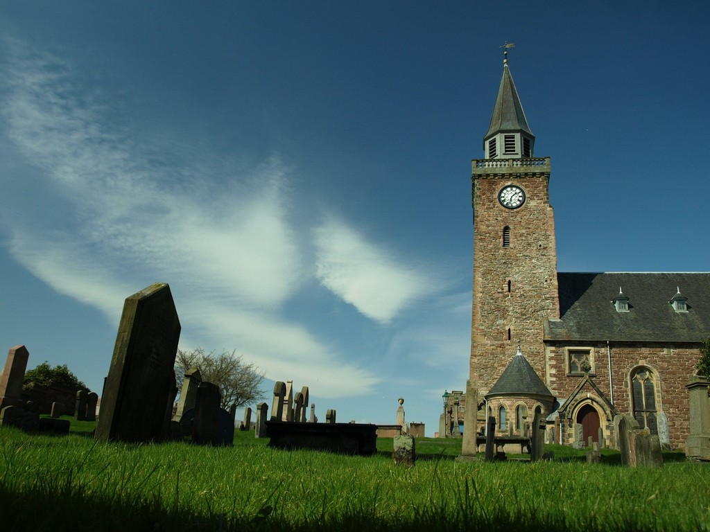 Old High Church, Inverness | © Ian/Flickr