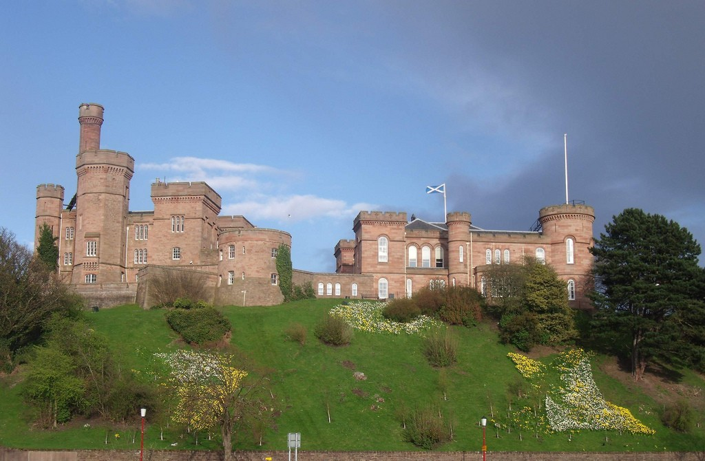 Inverness Castle | © Dave Conner/Flickr