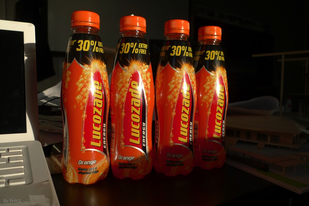 Lucozade | © FHKE/Flickr