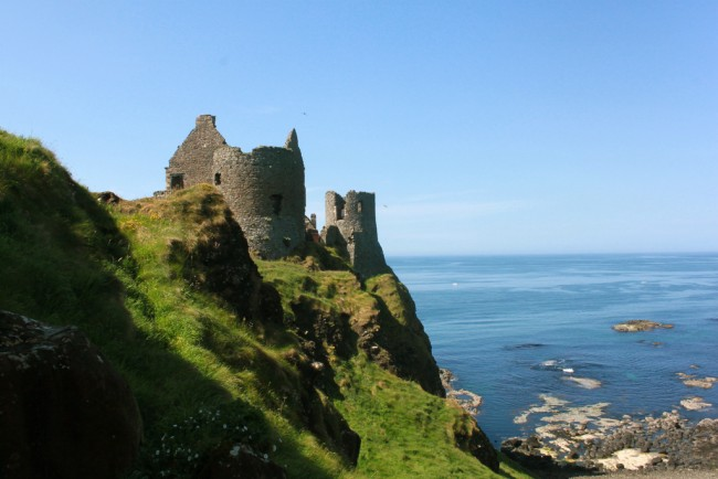 Dunluce Castle | © Susan/ Flickr