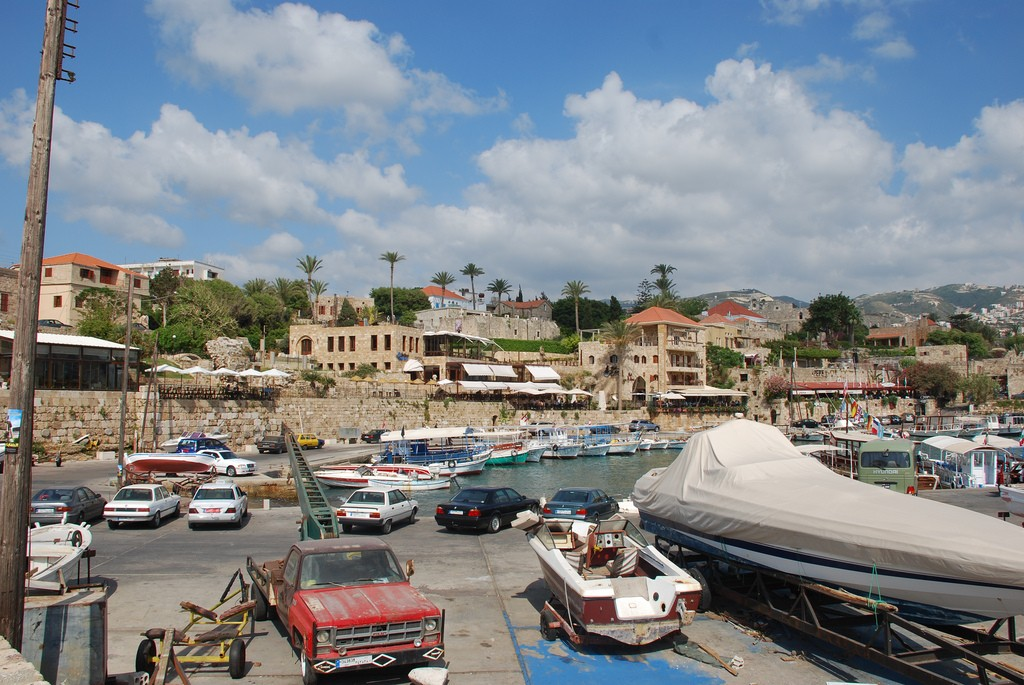 Shore, Byblos | © Youssef Chaker / Flickr