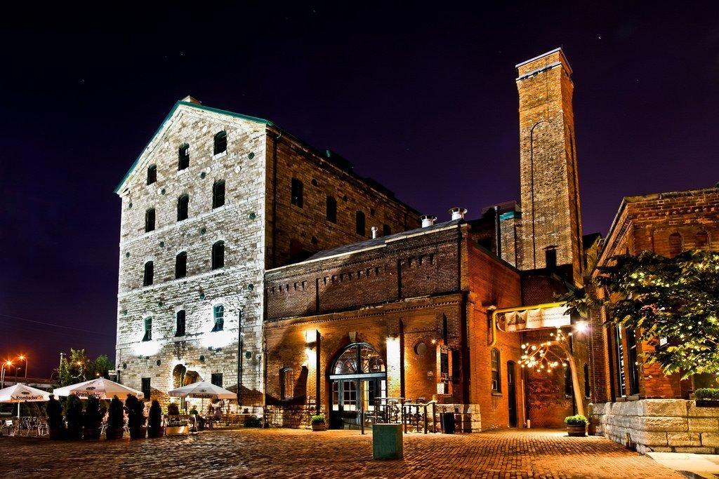 The Stonehouse Distillery at Toronto's Distillery District | © Benson Kua / Flickr