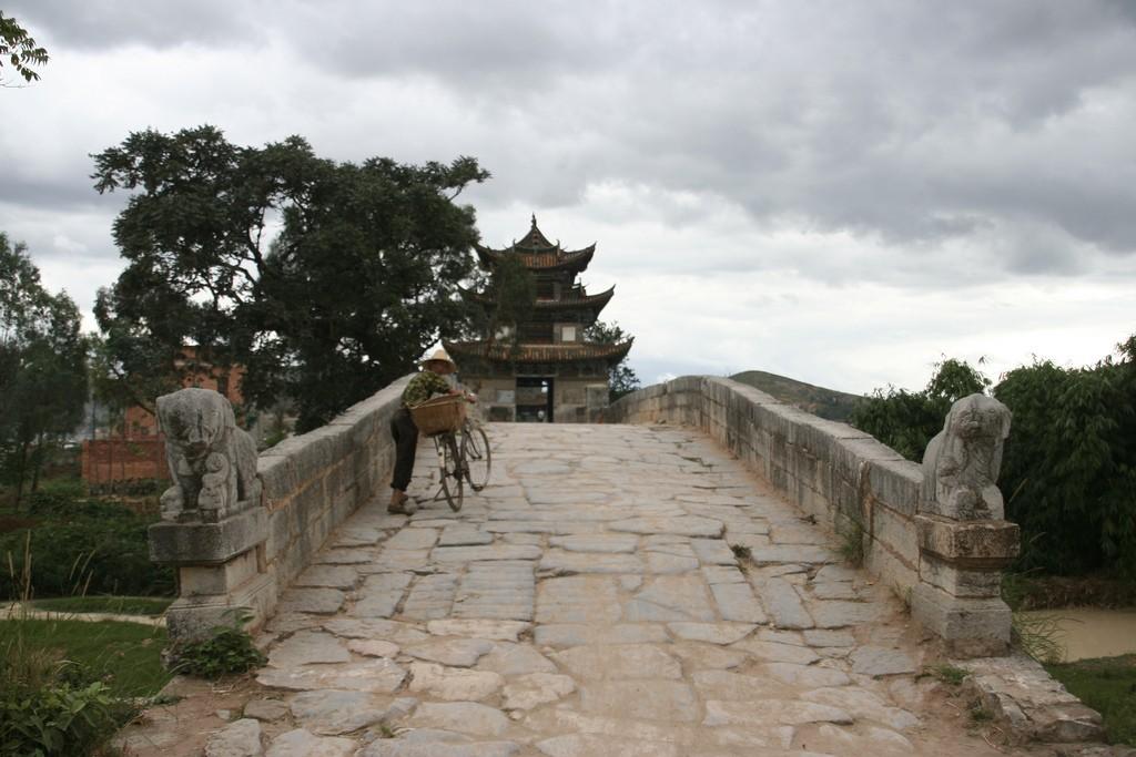 China district Jianshui - Shuanglong Qiao - Twin dragon bridge|©Anja Disseldorp/Flickr