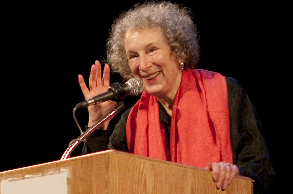 Margaret Atwood | © Mark Hill / Flickr