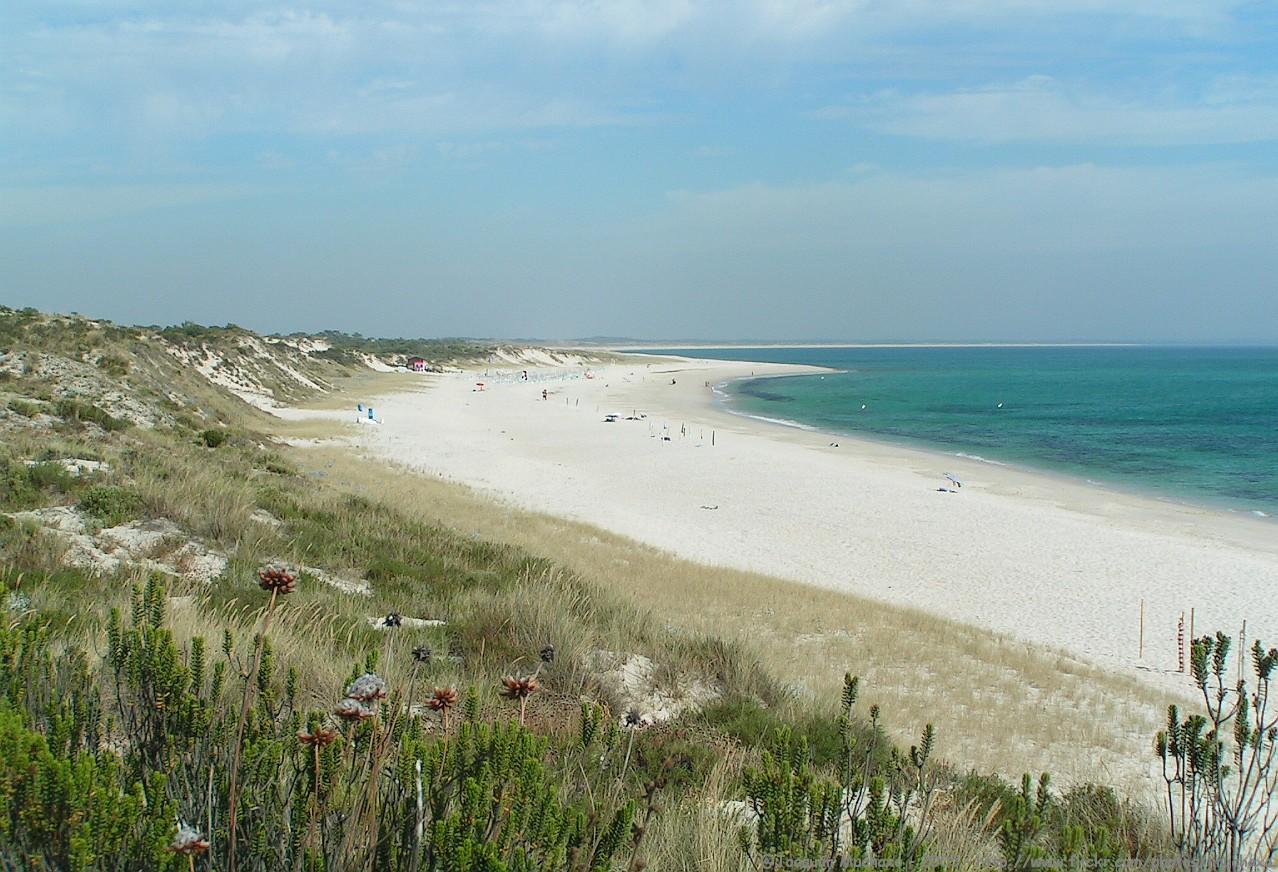 Troia - Praia da Galé © Muchaxo / Flickr