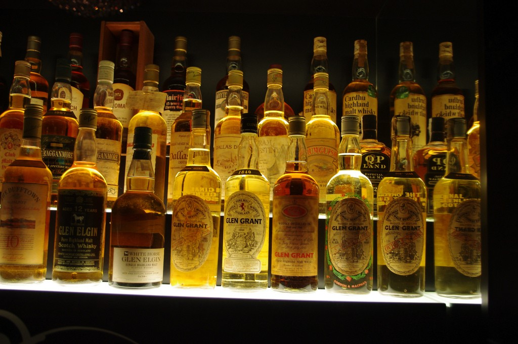 Whiskies. | © Rob Glover/Flickr