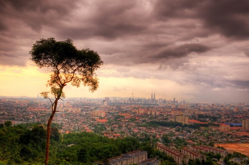 Ampang Lookout Point | © Adib Wahab / Flickr