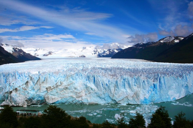 Front view of the Perito Moreno Glacier | © pclvv/Flickr