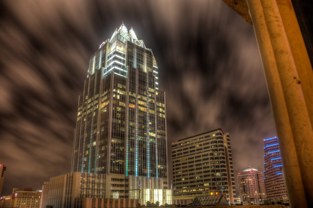 Frost Bank Tower © Jerry Centanni