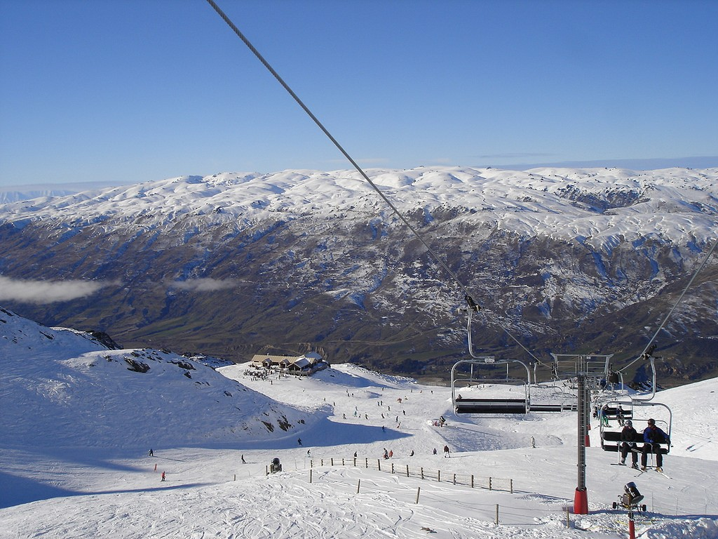Cardrona Ski Area | © Kiwi Discovery Queenstown/Flickr