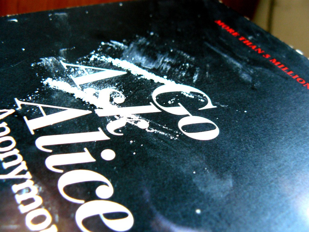 Cocaine | © tanjila ahmed/Flickr