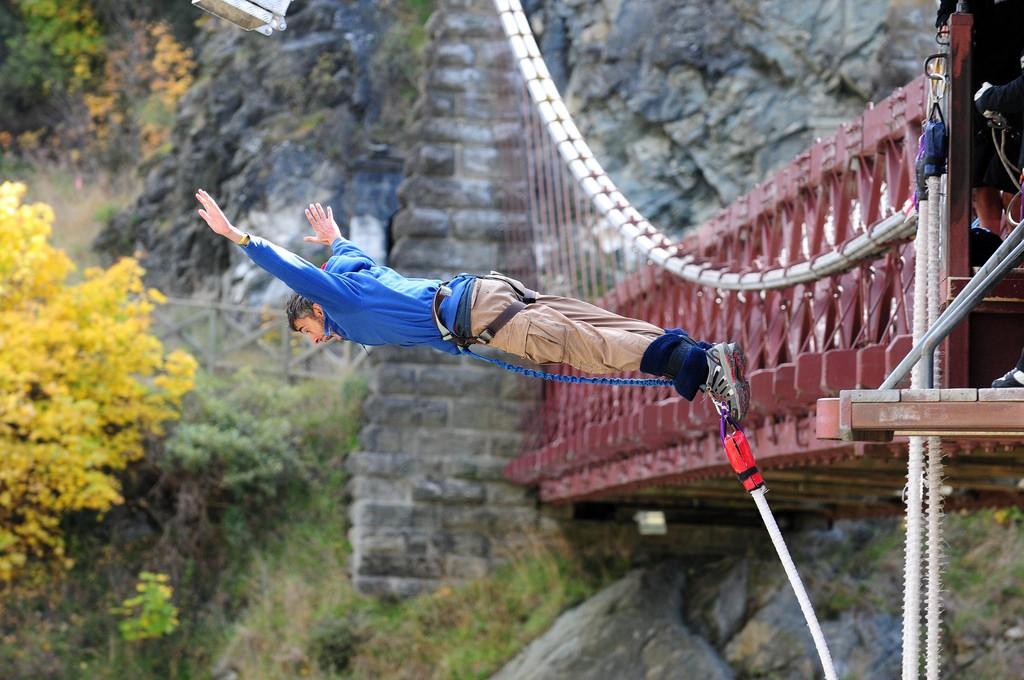 AJ Hackett Bungy Jump | © Los viages del Cangrejo/Flickr
