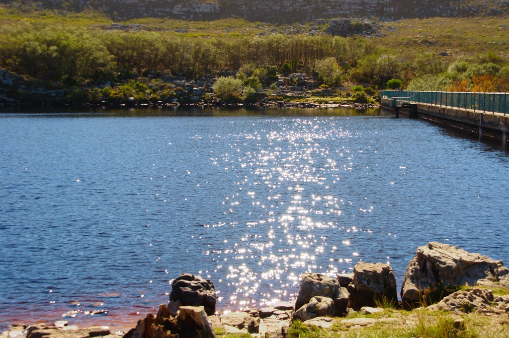 Natural reservoir at Silvermine Nature Reserve © Paul Scott/Flickr