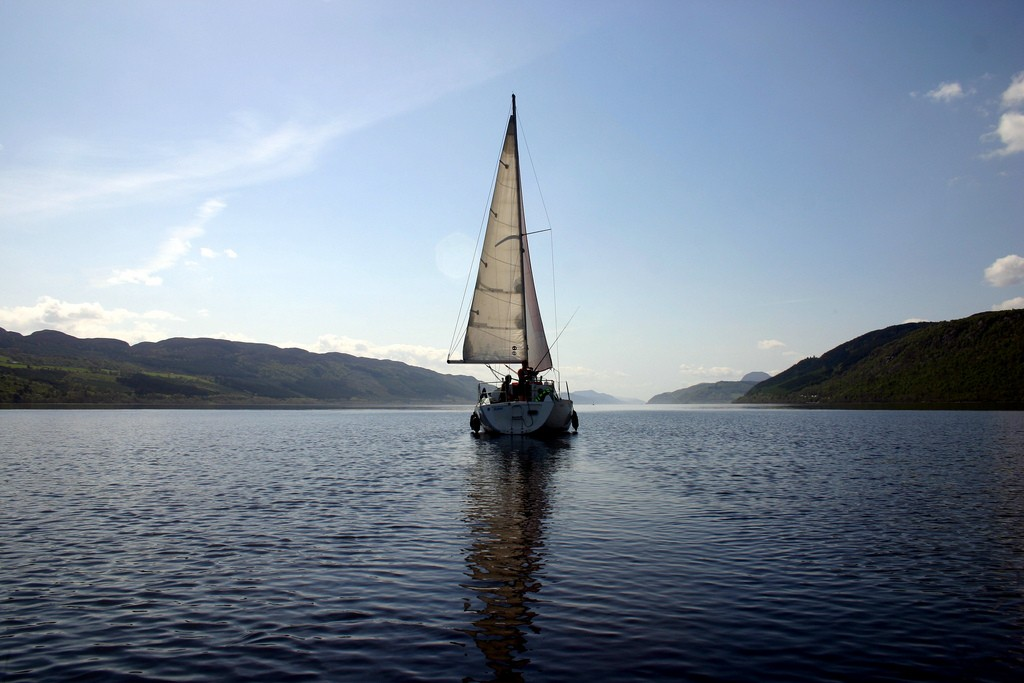 Loch Ness By Sail | © Bob Rayner/Flickr