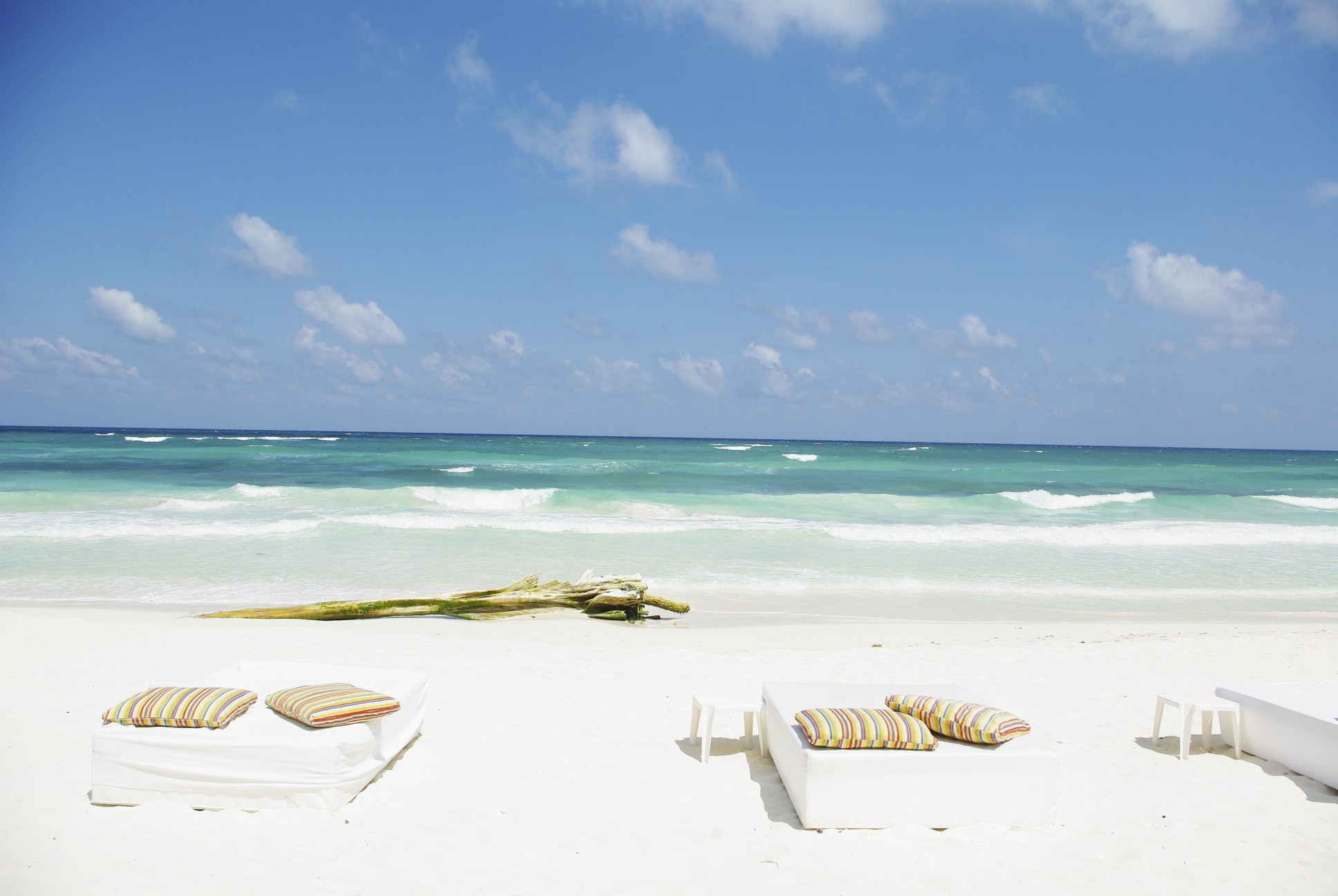 Tulum remains relatively unspoilt | © Stopardi/Flickr