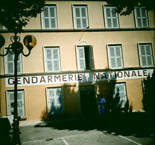 The famous Gendarmerie which is now a museum | © LanyLane/Flickr