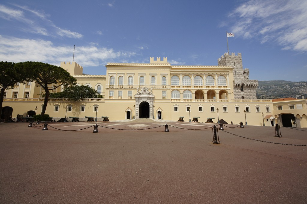 Prince's Palace of Monaco | © Niels Mickers / Flickr