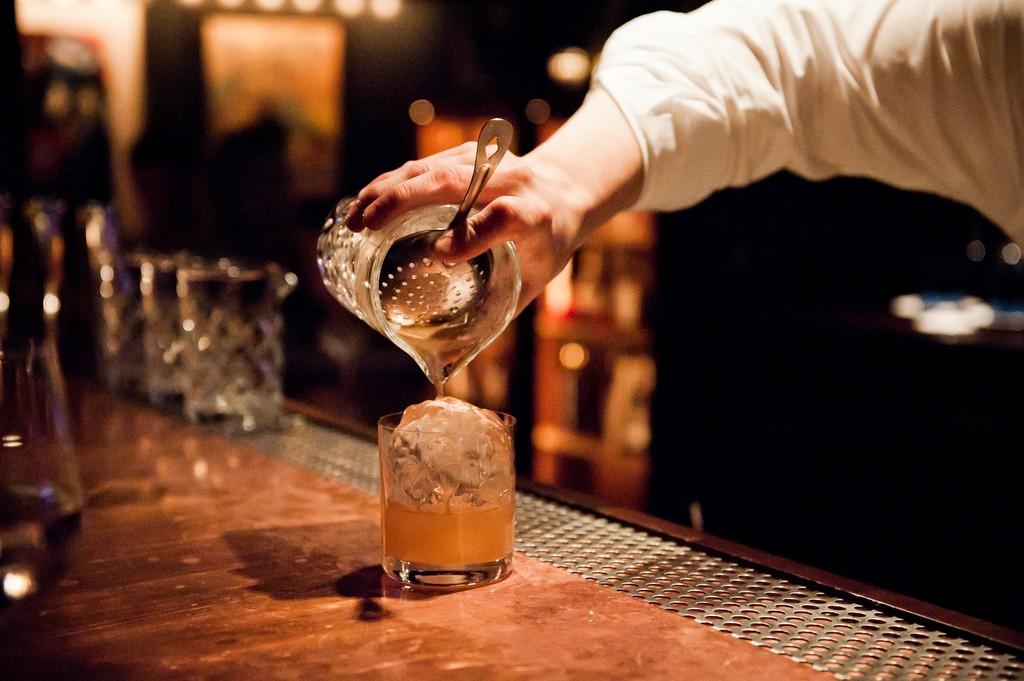 Classic Cocktail | © Johnn / Flickr