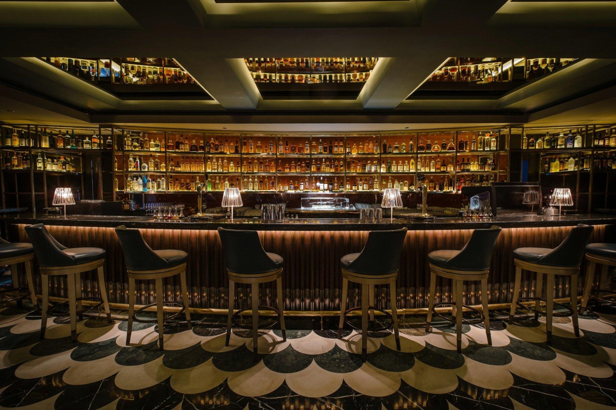 Courtesy of Manhattan at Regent Singapore