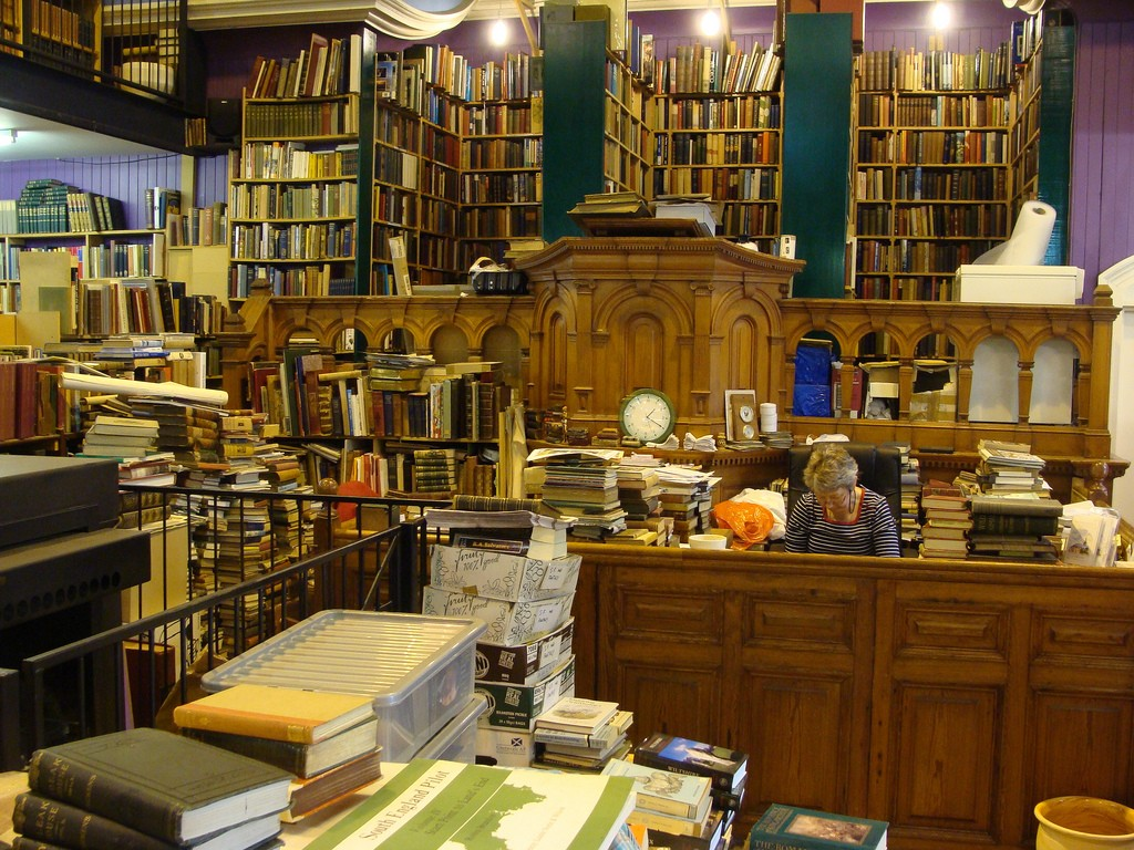 Leakey's Bookshop | © Nick/Flickr