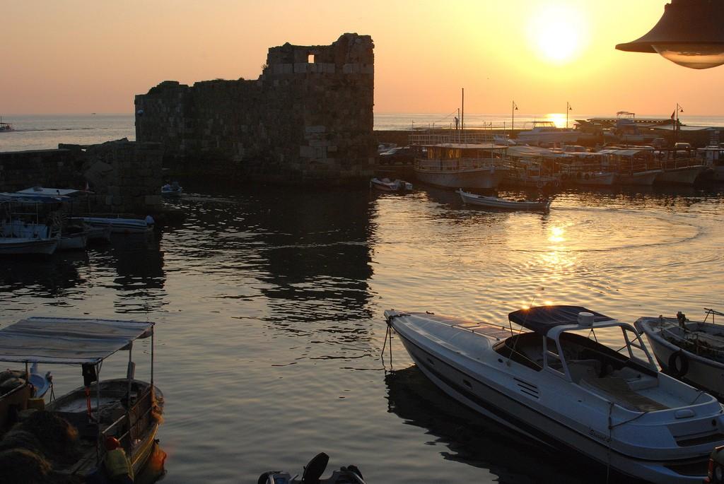 Byblos, Jbeil © Karan Jain / Flickr
