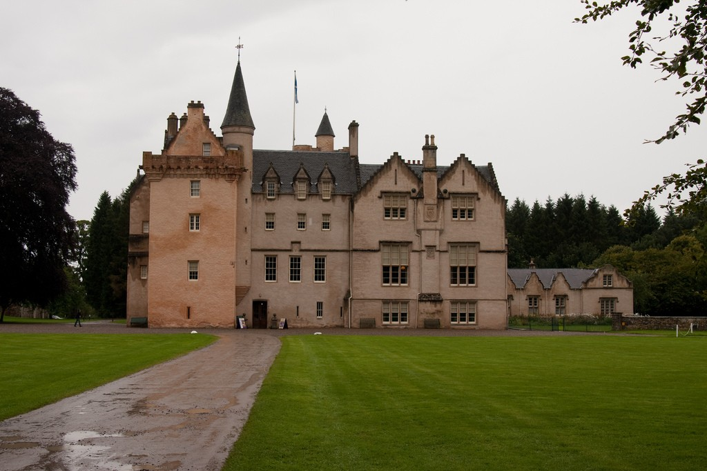Brodie Castle | © paul.a.r/Flickr