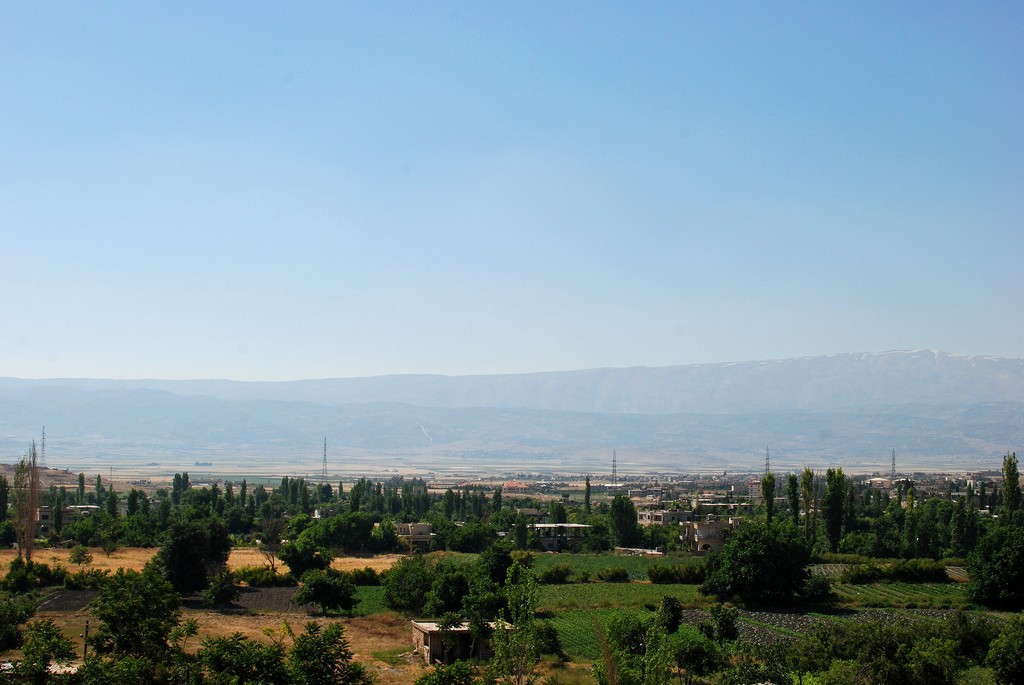 Bekaa Valley | © Karan Jain / Flickr