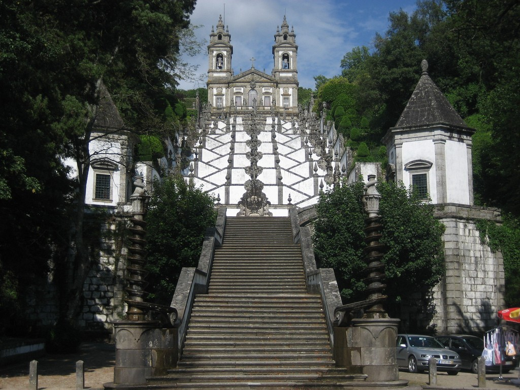 Bom Jesus do Monte, Braga © Arian Zwegers / Flickr