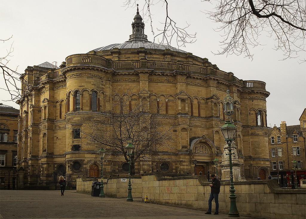 McEwan Hall, University Of Edinburgh | © dun_deagh/Flickr