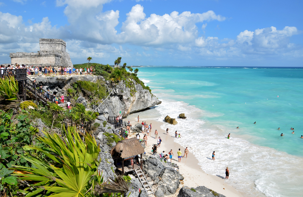 Tulum's Mayan ruins are to die for | © Christian Córdova/Flickr