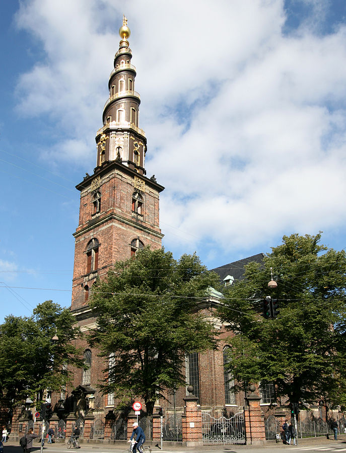 Church of our Savior   © Ib Rasmussen / Wikimedia Commons