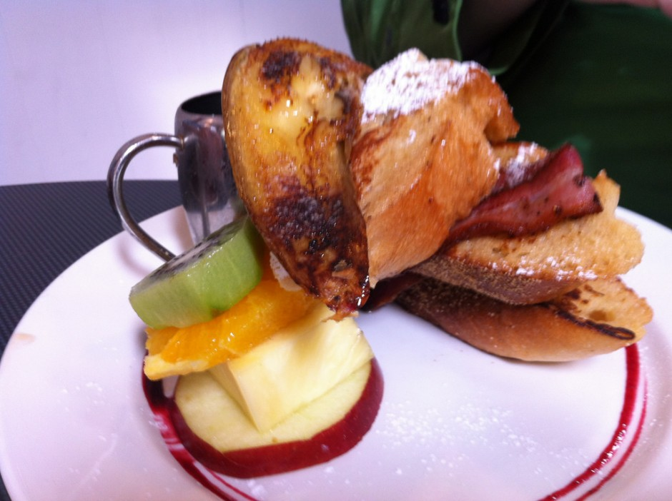 French toast @ vudu cafe | © Laurel F/Flickr