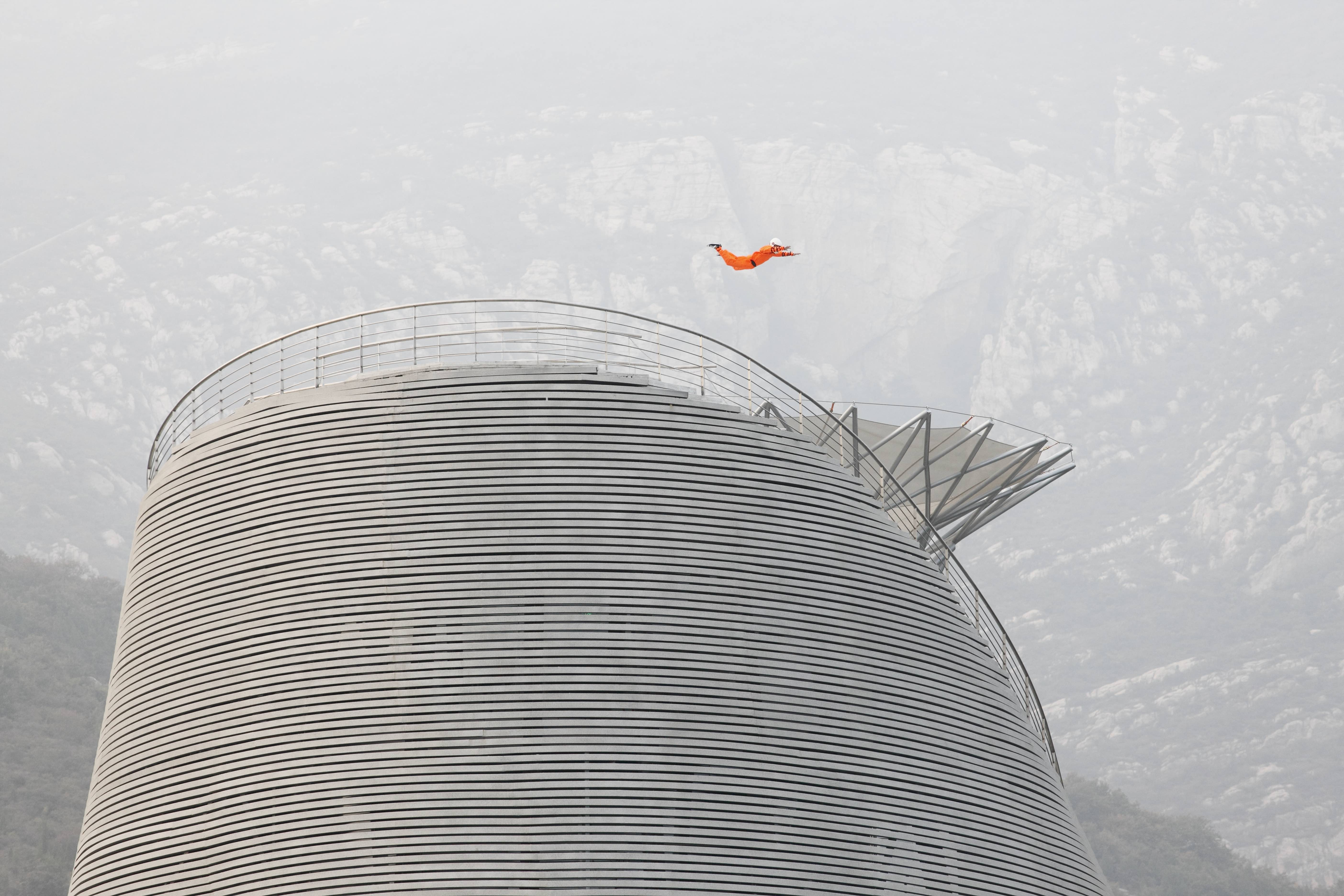 SHAOLIN FLYING MONKS THEATRE, Photo courtesy of Mailitis Architects © Ansis Starks