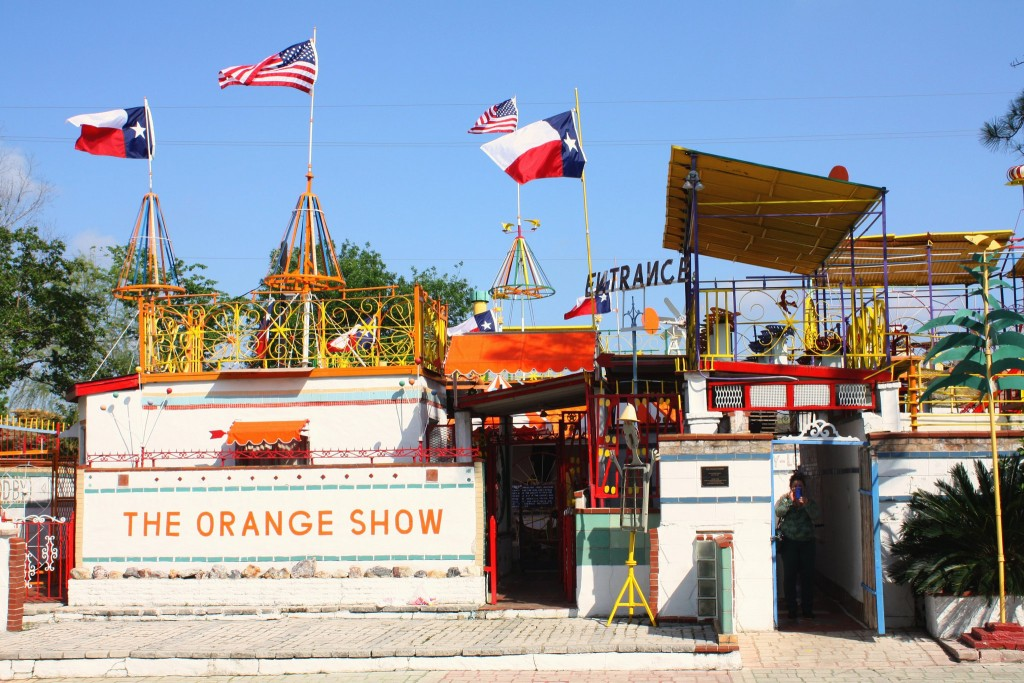 The Orange Show © Cy Esp