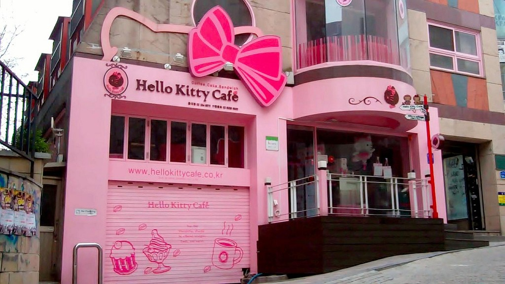 Hello Kitty Cafe | © librarianidol / flickr