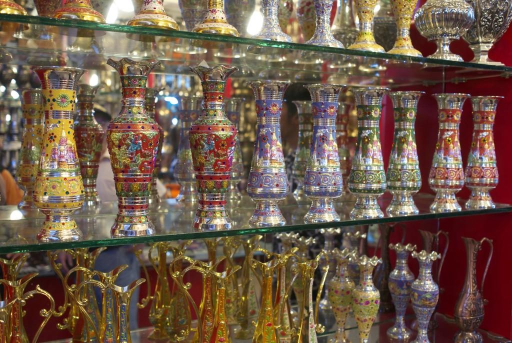 Kashi Grand Bazaar| ©llee_wu/Flickr