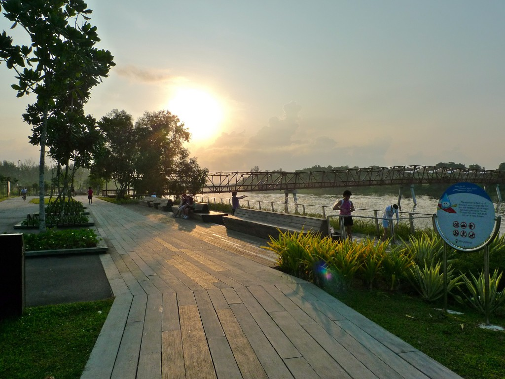 Punggol Park Waterway | © tee_eric/Flickr