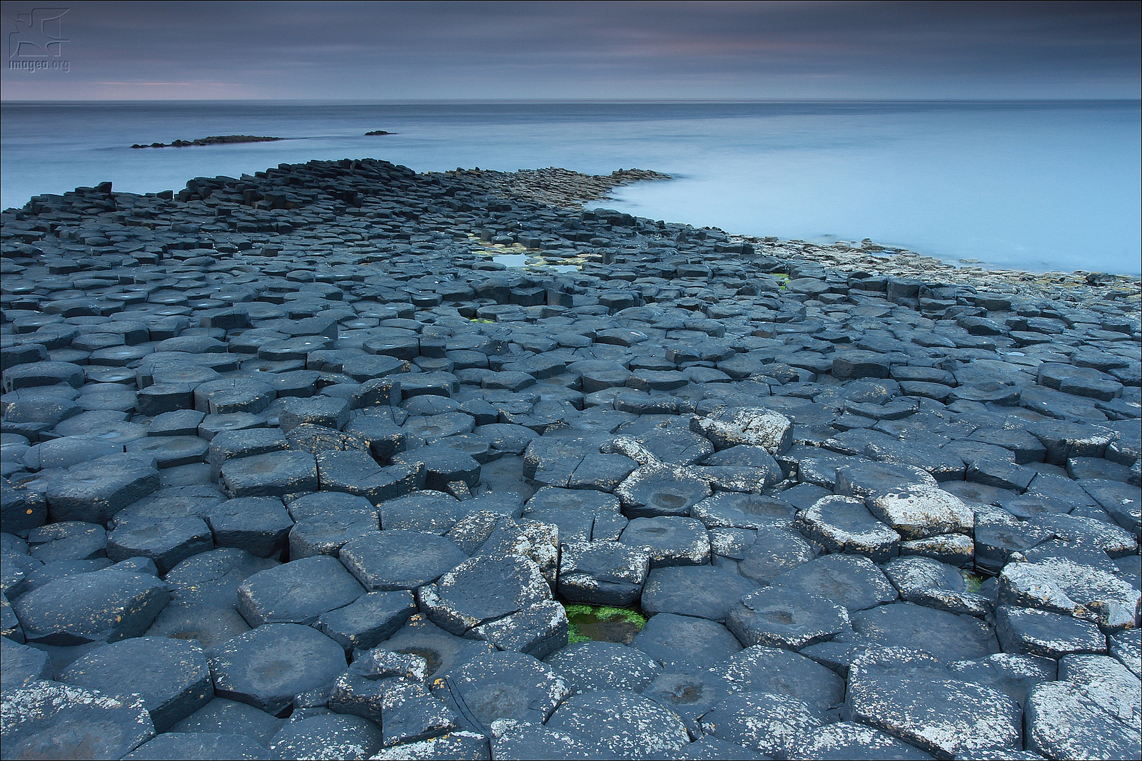 The Giant's Causeway | © Imagea/ Flickr