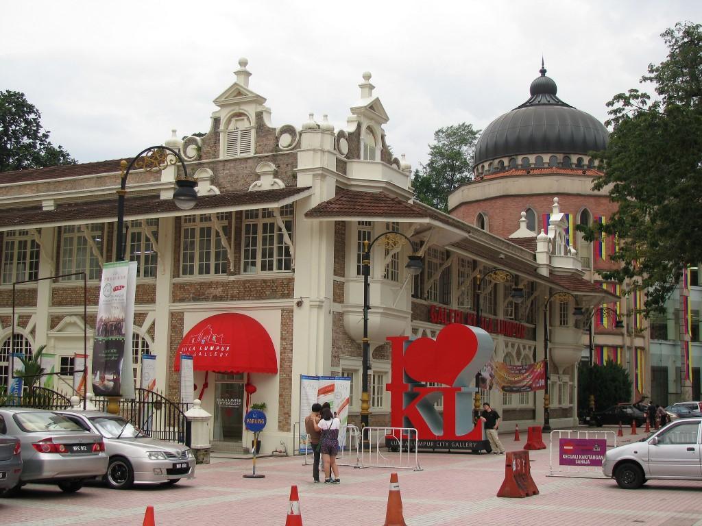 KL Museum and Art Gallery   (c)shankar s. / Flickr