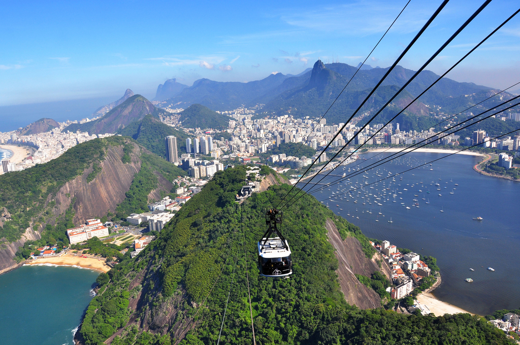 The view from the Sugarloaf Mountain |© Alexandre Macieira|Riotur/Flickr