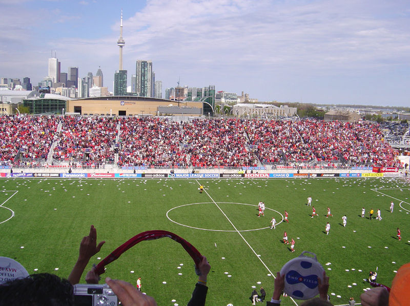 View from the BMO Field | © Dkoerber/WikiCommons