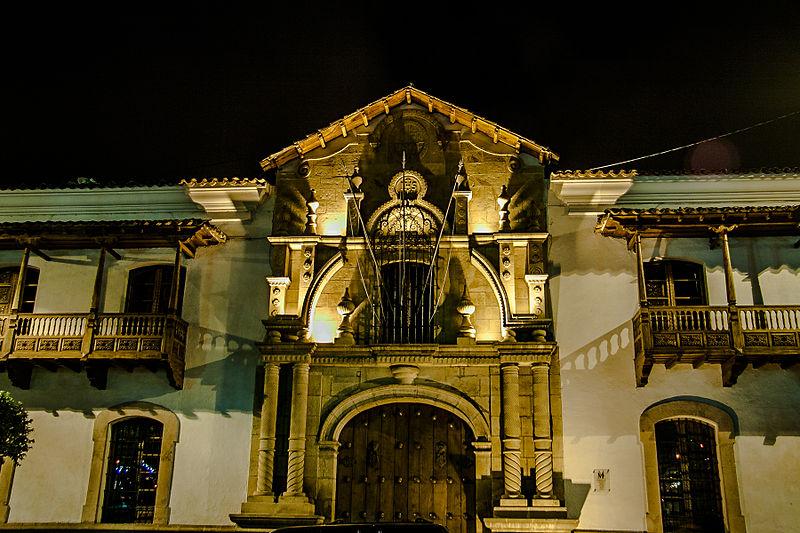 Casa de Libertad | © Marcelo Claros Marzana/Wikicommons