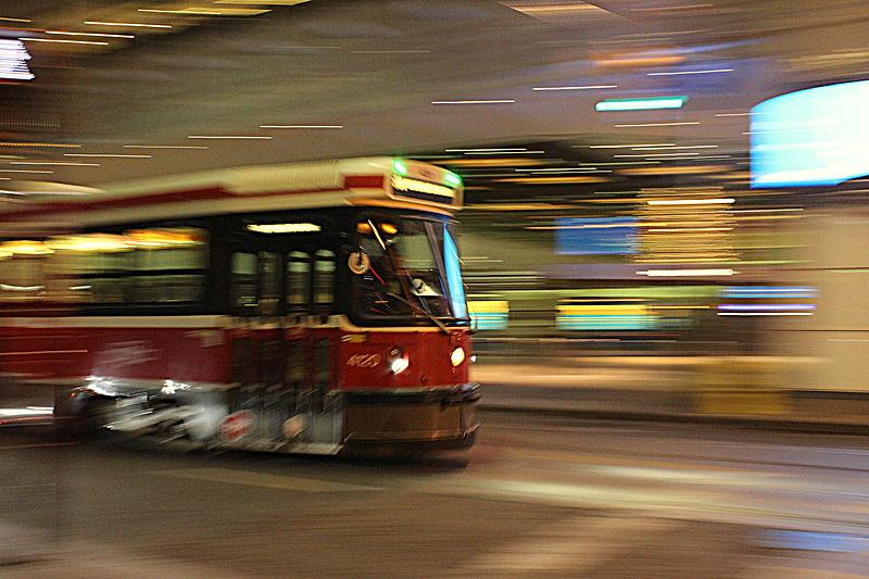 A Toronto streetcar | © VascoPolonia/ WikiCommons