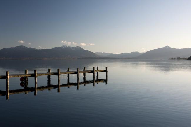 Lake Chiemsee | © MEINE HEIMAT / Flickr